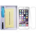 Ally İPhone 6P-6SP-7P-8 Plus Full Liquid+Uv Işık 3D Kırılmaz Cam Ekran Koruyucu