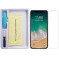 Ally İPhone 11 Pro- X-Xs Full Liquid+Uv Işık 3D Kırılmaz Cam Ekran Koruyucu