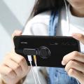 Usb Type C 3.5mm Kulaklık Ve Şarj Dönüştürücü Başlık+Yüzük Telefon Tutucu