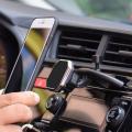 Mıkantıslı 360 Doner Araç CD Yuvası Telefon Tutucu