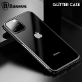 Baseus Glitter Case İPhone 11 Pro 5.8 2019 Şeffaf Lüx Silikon Kılıf