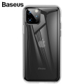 Baseus Safety Airbags İPhone 11 Pro 5.8 2019  Şeffaf Darbe Emici Slikon Kılıf