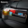 Baseus Elegant Car Storage Box Deri Koltuk Yanı Saklama Alanı