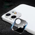 İPhone 11  6.1 İnch 2019 3D Kamera Koruyucu Cam+ Metal Lens