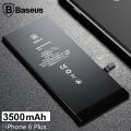 Baseus İPhone 6 Plus 3500Mah Yüksek Kapasiteli Pil Batarya