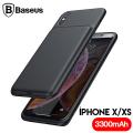 Baseus Liquid İPhone iPX-XS 3300 mAh Bataryalı Kılıf Power Bank