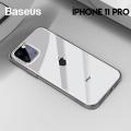 Baseus Simplicity Series iPhone 11Pro 5.8inch(2019) Şeffaf Gel Silikon Kılıf