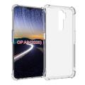 OPPO A9 (2020) - A11x - A5 (2020) Anti-Drop Darbe Emici Silikon Kılıf
