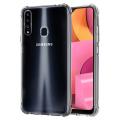 Ally Samsung Galaxy A20s Anti-Drop Darbe Emici Silikon Kılıf