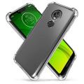 Motorola Moto G7 Anti-Drop Darbe Emici Silikon Kılıf