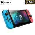 Baseus Nintendo Switch Lite Tempered Kırılmaz Cam Ekran Koruyucu 2 Adet Set