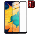 Samsung Galaxy M30S-A30S-A50S- 5D Full Tempered Kırılmaz Cam Ekran Koruyucu