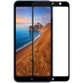Xiaomi Redmi 7A 5D Full Kaplama Tempered Kırılmaz Cam Ekran Koruyucu
