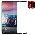 Huawei Y9 Prime 2019 5D Full Kaplama Tempered Kırılmaz Cam Ekran Koruyucu