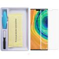 Huawei Mate 30 Pro Full Liquid+UV Işık 3d Kırılmaz Cam Ekran Koruyucu