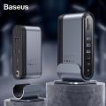 Baseus Working Station Çok Fonksiyonlu Type-C HUB Adaptör HDMI USB 3.0 RJ45