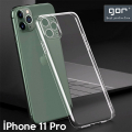 GOR İPhone 11 Pro 5.8 inch (2019) Kamera Korumalı Ultra Slim Tpu Kılıf