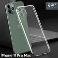 GOR İPhone 11 Pro Max 6.5 inch (2019) Kamera Korumalı Ultra Slim Tpu Kılıf
