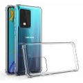 Ally Samsung Galaxy S20+ Ultra Anti-Drop Darbe Emici Silikon Kılıf