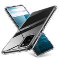 Ally Samsung Galaxy A51 Anti-Drop Darbe Emici Silikon Kılıf Shockproof kılıf