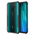 Xiaomi Redmi Note 8 Pro Shok Absorption PC+TPU Darbe Emici Kılıf