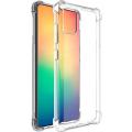 Ally SM Galaxy Note 10 Lite-A81 Anti-Drop Darbe Emici Silikon Kılıf