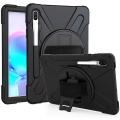Ally Sm Galaxy Tab S6 10.5 T860 Shockproof 3 Katmanlı Standlı Zırh Kılıf Kalem Yerli