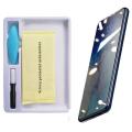 SM Galaxy S20 Ultra Full Uv Liquid+uv Işık 3d Kırılmaz Cam Ekran Koruyucu
