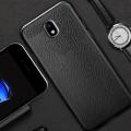 Ally SM Galaxy J5 Pro J5 2017 Deri Dokulu Premium Fit Soft Silikon Kılıf