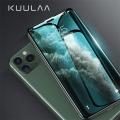 KUULAA İPhone 11 Pro Max,XS Max,3D Full Kırılmaz Tempered Cam Koruyucu