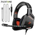 Plextone G800 3.5mm Teleskopik Kablolu Gaming Oyuncu Kulaklığı