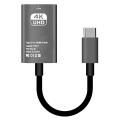 Ally Usb Type-C den 4K UHD HDMI HDTV Dönüştürücü Adaptör (4K 30Hz) Kablo
