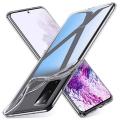 Ally Samsung Galaxy S20 Kamera Korumalı Silikon Kılıf