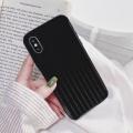 Ally İPhone Xs Max 6.5  İnch Trunk Lines ince Soft Silikon Kılıf