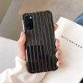 Ally Samsung Galaxy M30S Trunk Lines ince Soft Silikon Kılıf