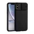 Ally İPhone X,XS Kılıf Kamera Kapatan koruyucu Sürgülü Kılıf