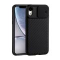 Ally İPhone Xr 6.1 İnch Kılıf Kamera Kapatan koruyucu Sürgülü Kılıf