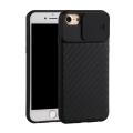 Ally İPhone 8-7 SE 2020 Kılıf Kamera Kapatan koruyucu Sürgülü Kılıf