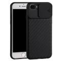 Ally İPhone 8-7 Plus Kılıf Kamera Kapatan koruyucu Sürgülü Kılıf