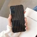 Ally Samsung Galaxy A71 Trunk Lines ince Soft Silikon Kılıf
