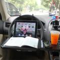 ALLY SD-1508 Araba Dizüstü Bilgisayar Laptop standı Katlanabilir Araba Masası