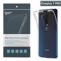 GOR Oneplus 7 PRO Kamera Korumalı Ultra Slim Silikon Kılıf