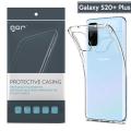GOR Samsung Galaxy S20+Plus Kamera Korumalı Ultra Slim Silikon Kılıf