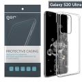 GOR Samsung Galaxy S20 Ultra Kamera Korumalı Ultra Slim Silikon Kılıf