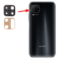 Huawei P40 Lite Arka Kamera Lens