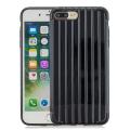 Ally iPhone 8 Plus 7Plus Trunk Lines ince Soft Silikon Kılıf