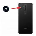 Huawei Mate 20 Lite Kamera Lens+ Çerçeve