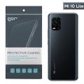 GOR Xiaomi Mi 10 Lite Kamera Korumalı Ultra Slim Silikon Kılıf