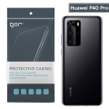 GOR Huawei P40 Pro Kamera Korumalı Ultra Slim Silikon Kılıf