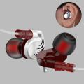 ALLY VPB V11 Dinamik 3.5mm  Heavy Bass Spor Kulaklık